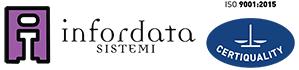 Infordata Sistemi Srl - Card printers, RFID NFC readers - Company website